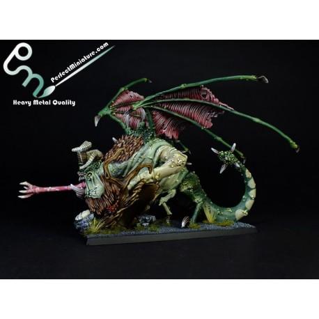Beastmen Jabberslythe (1 figure)