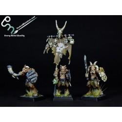Beastmen Ungor Herd (10 figures)