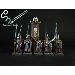 Darkling Covens Dreadspears (10 miniatures)
