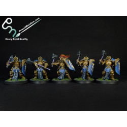 Stormcast Eternals Liberators (5 miniatures)