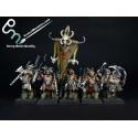 Brayherd Gors (10 miniatures)