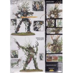 Sylvaneth Durthu / Treelord / Treelord Ancient (1 miniature)