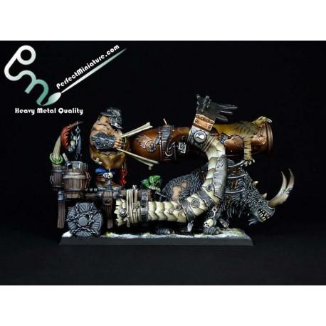 Gutbusters Ironblaster (1 miniature)