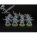 Blood Bowl Reikland Reavers (12 miniatures)