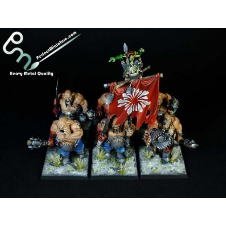 Gutbusters Ogors (6 miniatures)