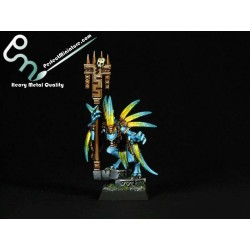 Seraphon Starpriest (1 miniature)