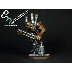 Rail Golem (1 miniature)