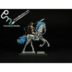 Mechanical Rider (1 miniature)