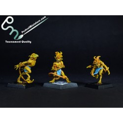 Fire Gamin (3 miniatures)