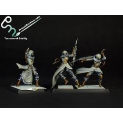December Acolytes (3 miniatures)