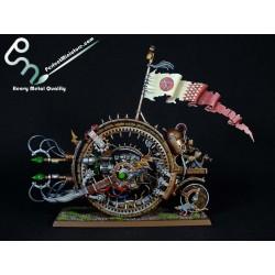 Skaven Doomwheel (1 figure)