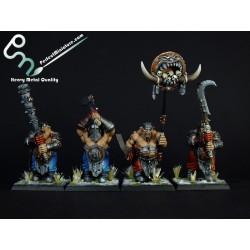 Gutbusters Ironguts (4 miniatures)