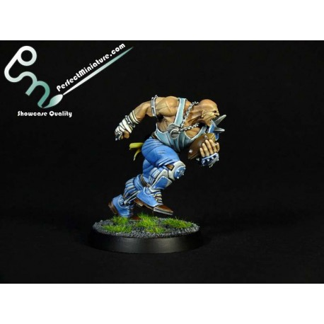 THE MIGHTY ZUG (1 miniature)