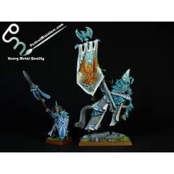 Eldritch Council Dragon Noble (2 miniatures)