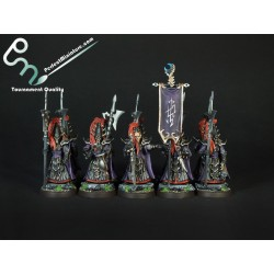 Darkling Covens Black Guard (10 miniatures)