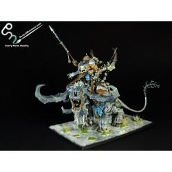 Beastclaw Raiders Stonehorn (1 miniature)