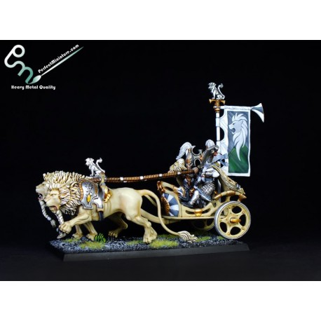 High Elf Chariot (1 set)