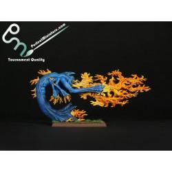 Exalted Flamer of Tzeentch (1 miniature)