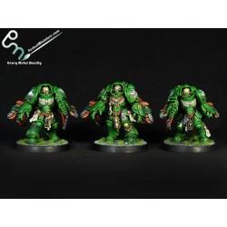 Primaris Aggressors (3 miniatures)