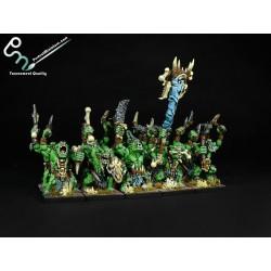 Orcs & Goblins Savage Orcs (10 figures)