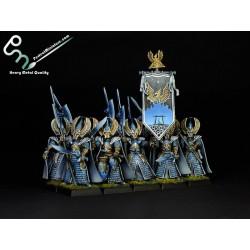 High Elf Phoenix Guard (10 figures)