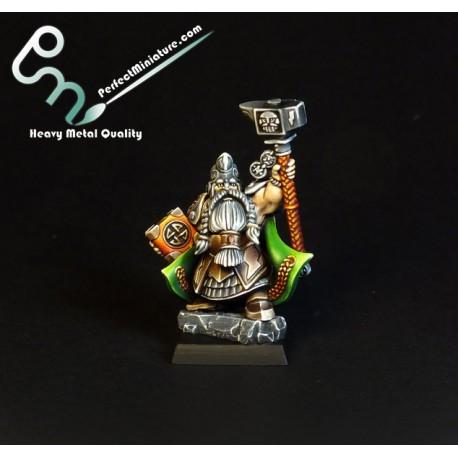 Dwarf Runelord (1 figure)