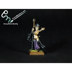 Dark Elf Sorceress (1 figure)