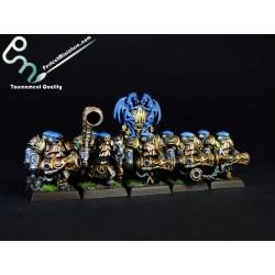 Dwarf Ironbreakers / Irondrakes (10 figures)