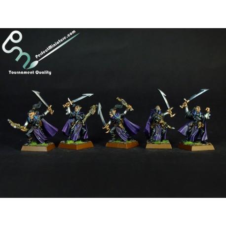 Dark Elf Shades (5 figures)