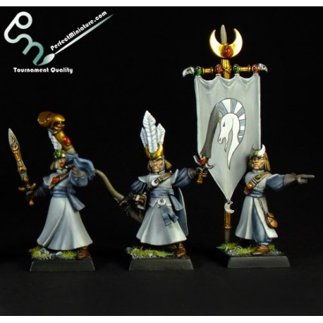 High Elf Archers (16 figures)