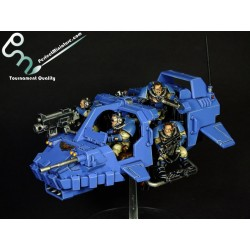 Space Marine Land Speeder Storm (1 figure)