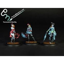 Shadows of Redchapel - Seamus Box Set (6 miniatures)