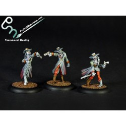 Guild Autopsy (3 miniatures)