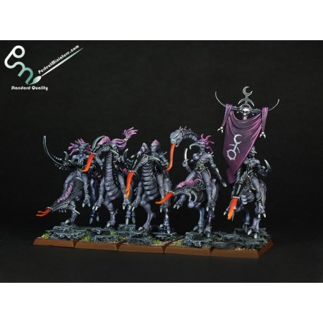 Chaos Daemons Seekers of Slaanesh (5 figures)