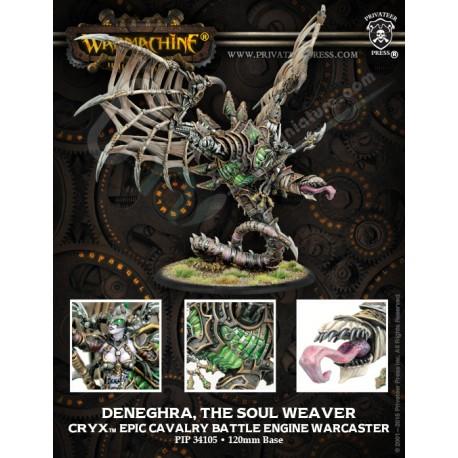 Deneghra, the Soul Weaver (1 miniature)