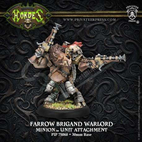 Farrow Brigand Warlord (1 miniature)