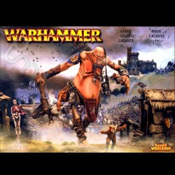 Warhammer Giant (1 figure)