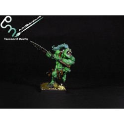 Orcs & Goblins Savage Orc Big Boss (1 miniature)