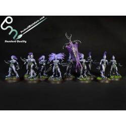 Chaos Daemons Daemonettes of Slaanesh (10 figures)